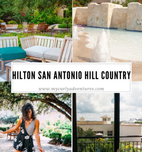 Hilton San Antonio Hill Country Review + Halloween Fun