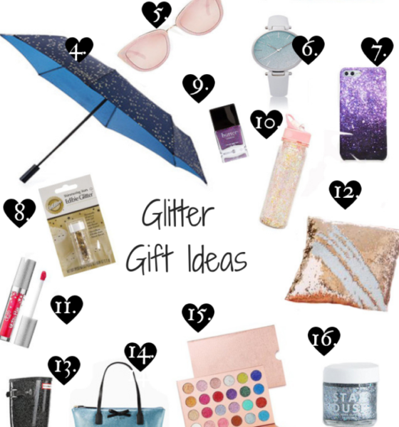 Gift Ideas For Glitter Lovers: All That Sparkles