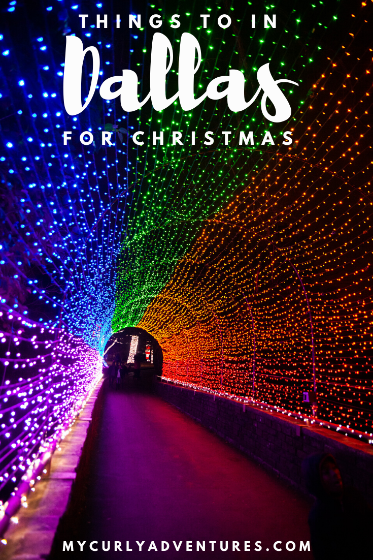 Things To Do In Dallas For Christmas 2020 Things to do in Dallas this Christmas Season 2019   2020   2021 (2